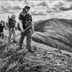 Tony Paine - Ridge Hikers - 1st - Prints Level 2 Pictorial\