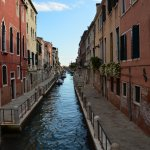 Myra P. Jones - Street in Venice - HM - Level 1 Pictorial
