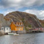 David Simmonds - Quidi Vidi Newfoundland - HM - Digital Advanced Pictorial