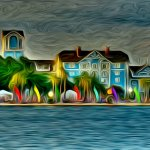 Jon Clarke - Disney World Beach Resort - 1st - Digital Intermediate Artistic Contemporary