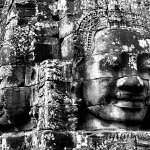 George Webster - The Bayon - HM - Print Level 1 Monochrome