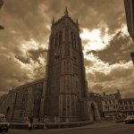 Michael Bodimead / Cromer Church / 2nd / Digital Beginner Pictorial