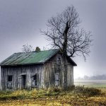Fred Dixon / The Old Homestead / 3rd / Digital Intermediate Decayed and Abandoned