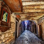 Ina Miglin - Streets of Rovinj - HM - Level 1 Pictorial