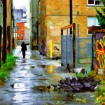 Marty Pinker - Graffiti Alley - 1st - Digital Beginner Artistic Contemporary
