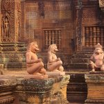 Alan Gray - Courtyard of the Monkey Gods - 2nd - Print Level 1 Pictorial