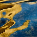 Rob Kennedy / Blue Yellow Reflection / HM / Digital Advanced Artistic Contemporary