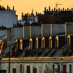 Marty Pinker - ROOFS OF MONTMARTRE - 1st - Print Level 1 Pictorial